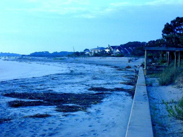 Beach at Twilight