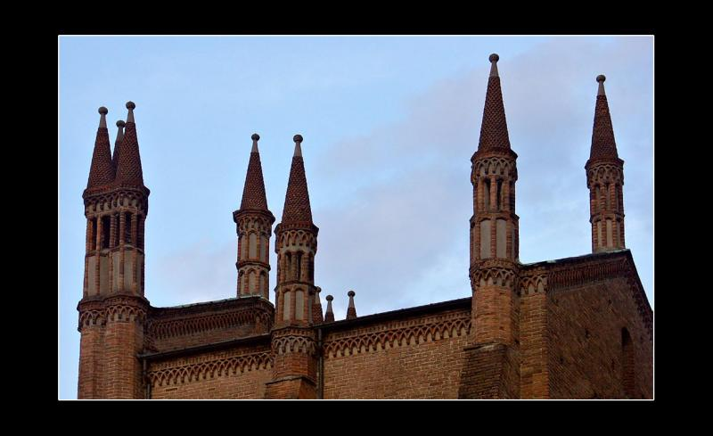 Dettaglio chiesa di Sant Antonino