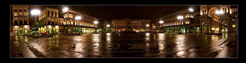 Piazza Duomo - laltro lato