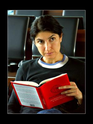 Reading in Zurich