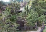 A planned pleasure garden, now mainly in ruins