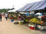 San Ignacio Saturday Market.