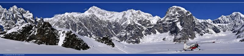 Mt. McKinley /South Peak/, Alaska, US (1Mb)