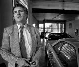Frits Kroymans - Dutch importer of Ferrari cars