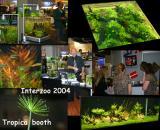 Interzoo 2004               Tropica booth