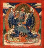 Vajrabhairava - with consort