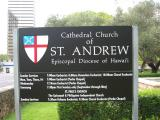 Cathedral Church of St Andrew, Hawaii