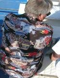 Hawaiian Racing Shirt?