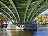 Bridge across the Vltava