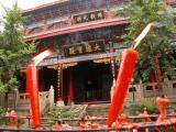 Chengdu, People's Republic of China - May 2004