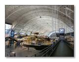 Interior View #1Smithsonian Udvar-Hazy Center,Virginia