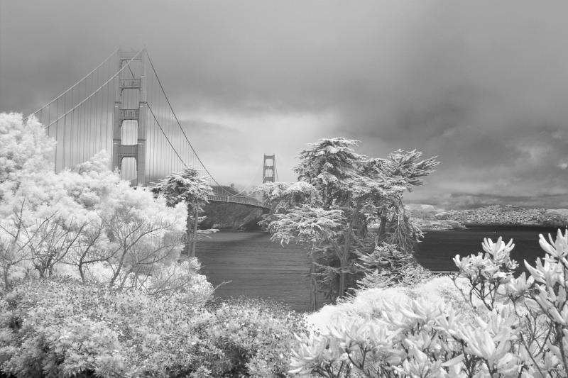 Golden Gates Bridge, another perspective