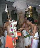 mariyAdai for Srimath Azhagiyasingar