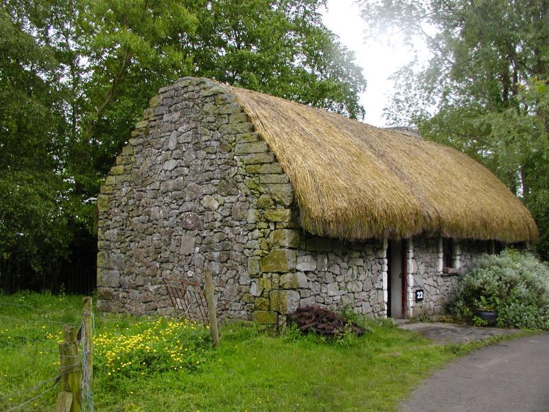 Cottage at Bunratty Folk Park