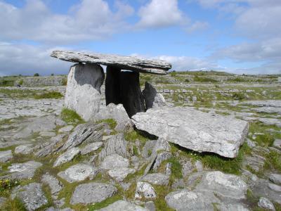 Stone age monument