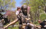 Alice Statue in Central Park