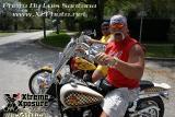 Hulk Hogan Enjoying the Florida Sun!