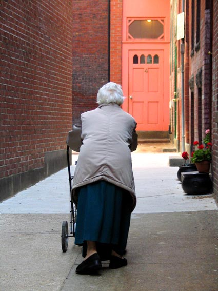 old lady in the North End.jpg