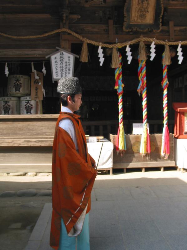 Sendai priest