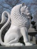 Sendai Temple Lion
