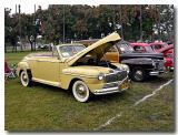 1946 Right hand drive Mercury