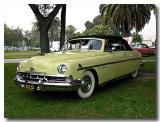 Herbert Hoover's 1951 Lincoln