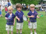 The purple boy band, Bellefonte, PA
