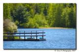 The dock ...
