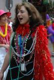 Mardi Gras joy