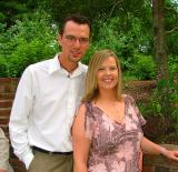 Steve and Karen (my son and his wife)