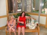Karen and Susan