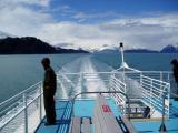 boat trip into glacier bay