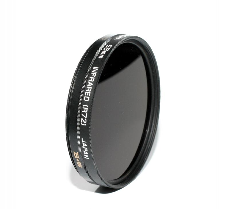 Hoya R 72 Infrared Filter