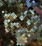 Metal crystal Three