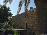 Vieux fort à El Bahri (pointe est de la baie d'Alger)