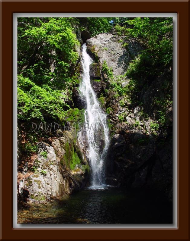 Huibang Waterfall