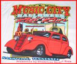 Music City Hot Rod Halloween Meet in Nashville
