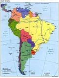 South America by bicycle, 1972-1973