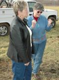 Sandy and Sharon