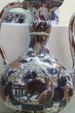 Porcelain flask