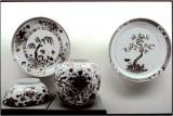 Porcelain pieces