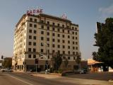 The renovated Padre Hotel