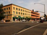 Buildings along 18th Street
