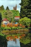 Reflecting Pond at Moffat