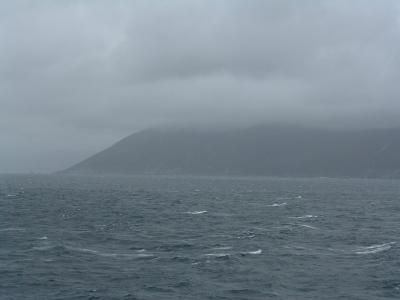 Sailing the Drake Passage