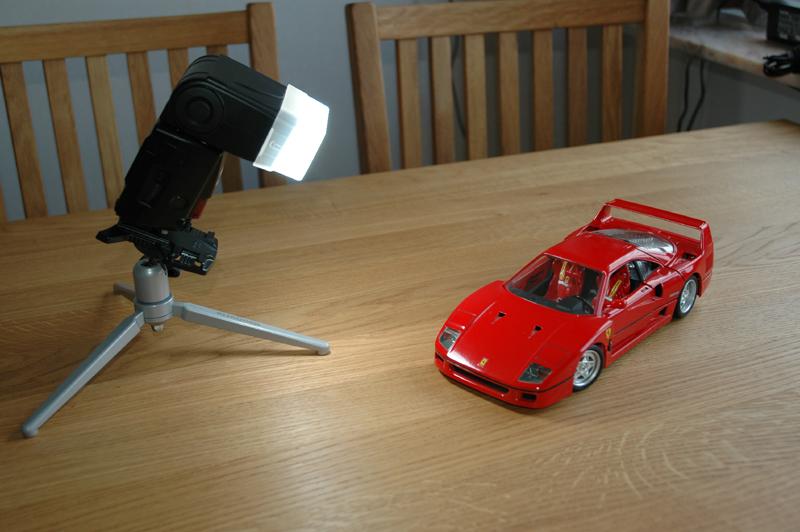 Testing my new Nikon SB-800