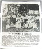 Jacksonville School Class c. 1910
