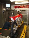 Dyno Tests with Stock and Twin-Air filters