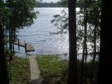 The Dock after Hurricane Frances