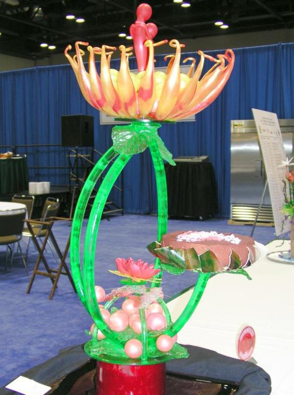 Candy Sculpture